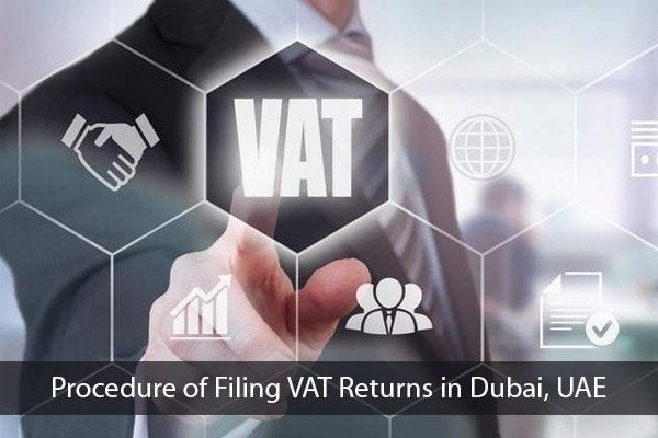 VAT Returns Filing in Dubai