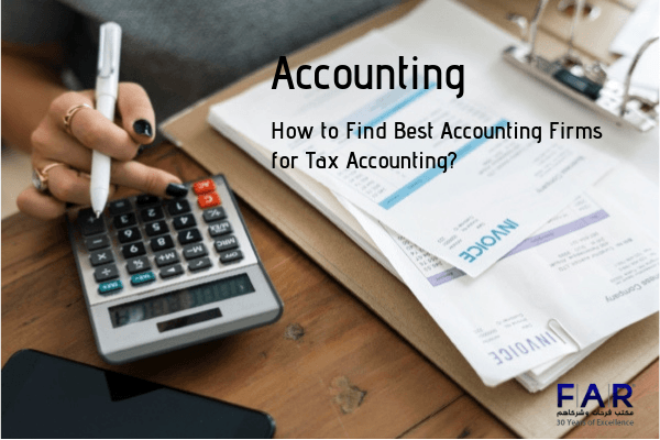 Accounting In Dubai