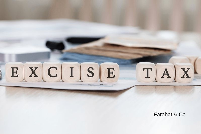 Excise tax registration