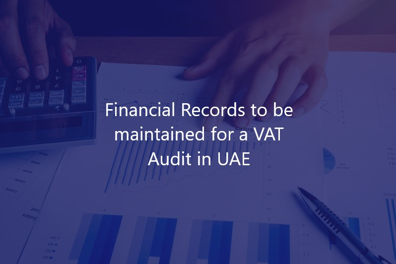 VAT Audit in UAE