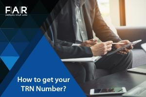 How to get TRN Number