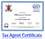 Certified Tax Agent