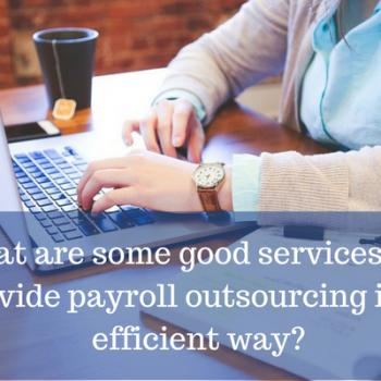 payroll outsourcing dubai